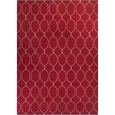 Surya Jill Rosenwald Fallon FAL1013-913 Hand Woven Rug, 9' x 13' Rectangle