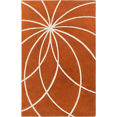 Surya Forum FM7175-58 Hand Tufted Rug, 5' x 8' Rectangle