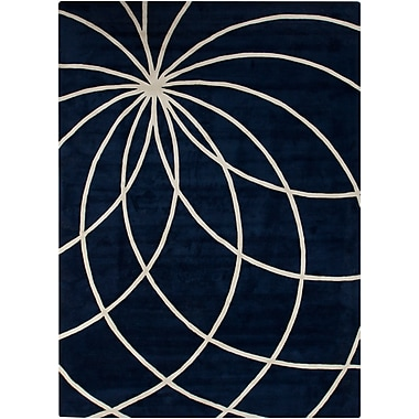 Surya Forum FM7186-312 Hand Tufted Rug, 3' x 12' Rectangle