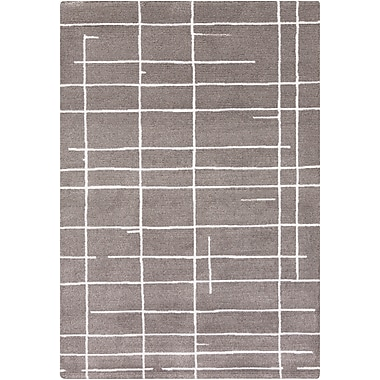 Surya Perla PRA6006-23 Machine Made Rug, 2' x 3' Rectangle