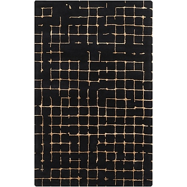 Surya Mike Farrell Pursuit PUT6000-811 Hand Tufted Rug, 8' x 11' Rectangle