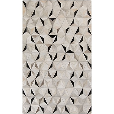 Surya Trail TRL1128-58 Hand Crafted Rug, 5' x 8' Rectangle