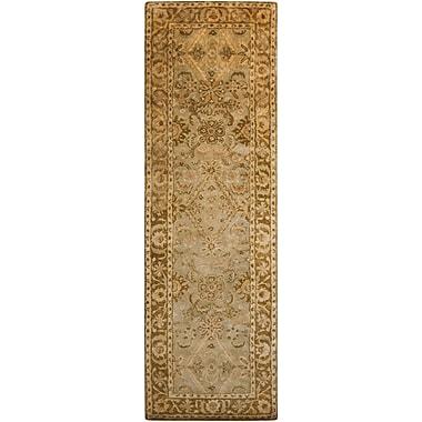 Surya Vintage VTG5235-268 Hand Tufted Rug, 2'6