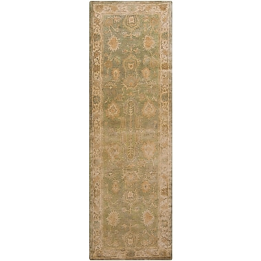 Surya Vintage VTG5237-268 Hand Tufted Rug, 2'6