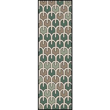 Surya Beth Lacefield Alameda AMD1078-268 Hand Woven Rug, 2'6