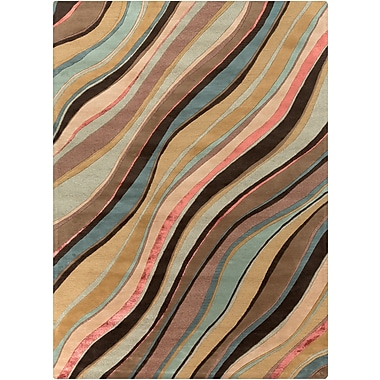 Surya Artist Studio ART229-811 Hand Tufted Rug, 8' x 11' Rectangle