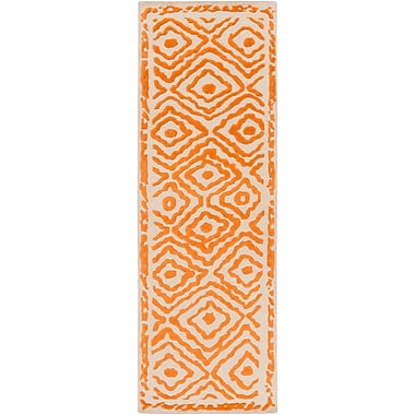 Surya Beth Lacefield Atlas ATS1003-268 Hand Knotted Rug, 2'6