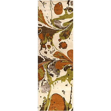Surya Banshee BAN3314-268 Hand Tufted Rug, 2'6