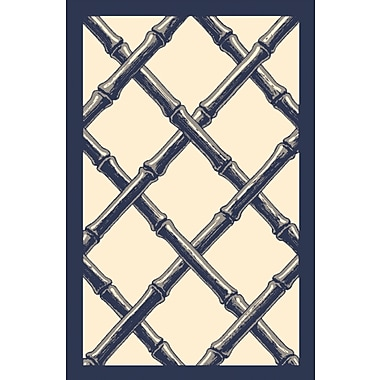 Surya Florence Broadhurst Bondi Beach BBC2016-810 Hand Hooked Rug, 8' x 10' Rectangle
