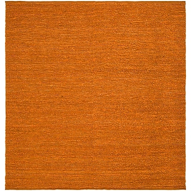 Surya Continental COT1934-8SQ Hand Woven Rug, 8' Square