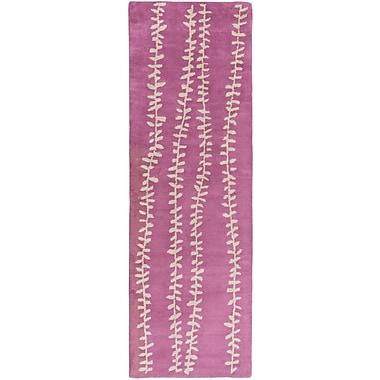 Surya Lotta Jansdotter Decorativa DCR4006-268 Hand Tufted Rug, 2'6