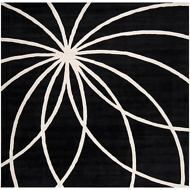 Surya Forum FM7072-6SQ Hand Tufted Rug, 6' Square