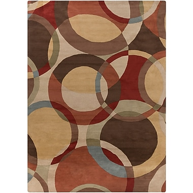 Surya Forum FM7108-811 Hand Tufted Rug, 8' x 11' Rectangle
