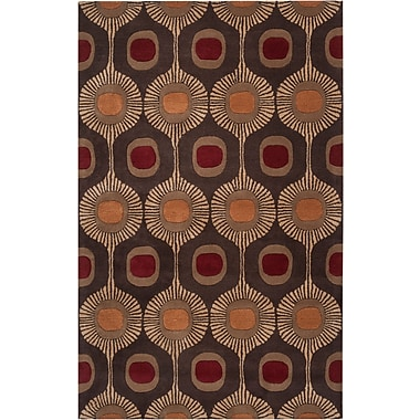 Surya Forum FM7170-811 Hand Tufted Rug, 8' x 11' Rectangle