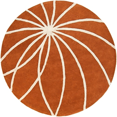 Surya Forum FM7175-99RD Hand Tufted Rug, 9'9