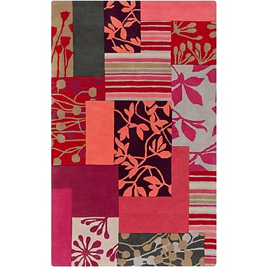 Surya Harlequin HQL8028-810 Hand Tufted Rug, 8' x 10' Rectangle