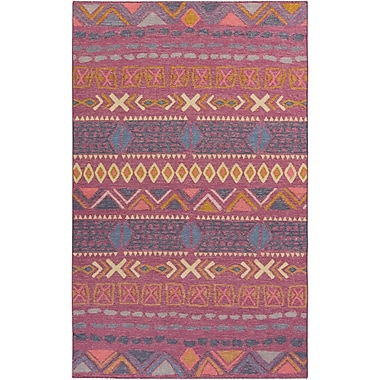 Surya Nomad NOD110-58 Hand Woven Rug, 5' x 8' Rectangle