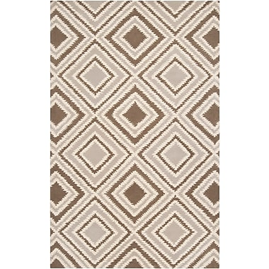 Surya Naya NY5196-58 Hand Tufted Rug, 5' x 8' Rectangle