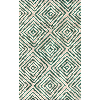 Surya Naya NY5234-58 Hand Tufted Rug, 5' x 8' Rectangle