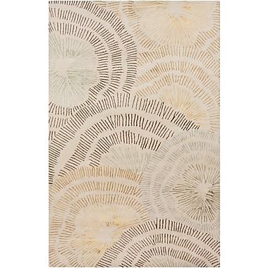 Surya Naya NY5259-58 Hand Tufted Rug, 5' x 8' Rectangle