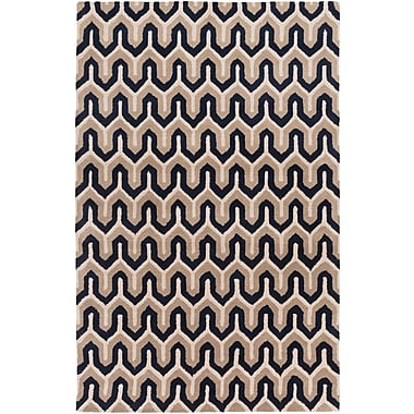 Surya Naya NY5265-58 Hand Tufted Rug, 5' x 8' Rectangle