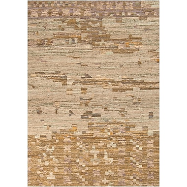 Surya Rustic RUT700-58 Hand Woven Rug, 5' x 8' Rectangle