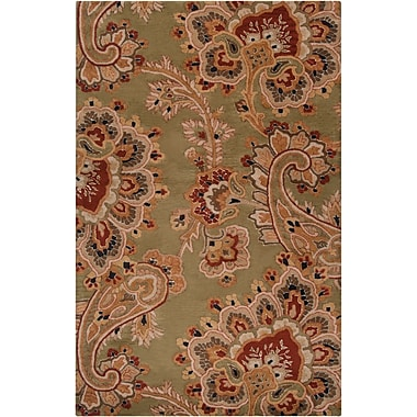Surya Sea SEA147-23 Hand Tufted Rug, 2' x 3' Rectangle