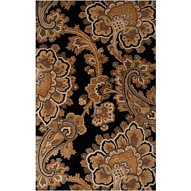Surya Sea SEA171-58 Hand Tufted Rug, 5' x 8' Rectangle
