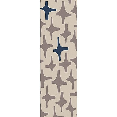 Surya Lotta Jansdotter Textila TXT3006-268 Hand Woven Rug, 2'6