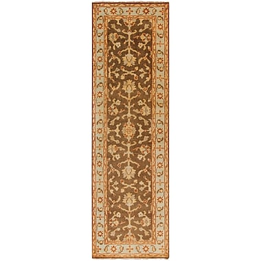 Surya Ainsley AIN1009-268 Hand Knotted Rug, 2'6