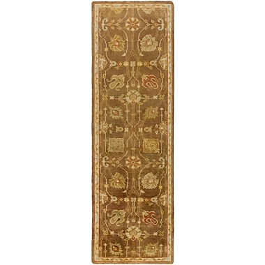 Surya Ainsley AIN1016-268 Hand Knotted Rug, 2'6
