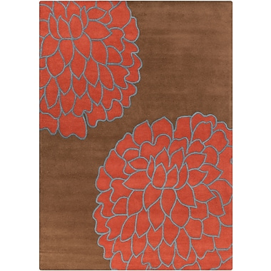 Surya Artist Studio ART206-23 Hand Tufted Rug, 2' x 3' Rectangle