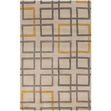 Surya Artist Studio ART231-811 Hand Tufted Rug, 8' x 11' Rectangle