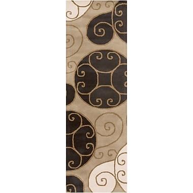 Surya Athena ATH5111-268 Hand Tufted Rug, 2'6