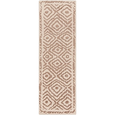 Surya Beth Lacefield Atlas ATS1006-268 Hand Knotted Rug, 2'6