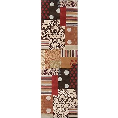 Surya Aurora AUR1007-268 Hand Tufted Rug, 2'6