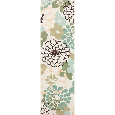 Surya Brentwood BNT7692-238 Hand Hooked Rug, 2'3