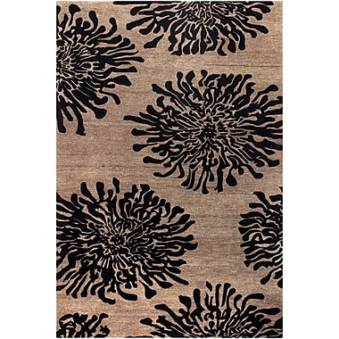 Surya Bombay BST496-913 Hand Tufted Rug, 9' x 13' Rectangle