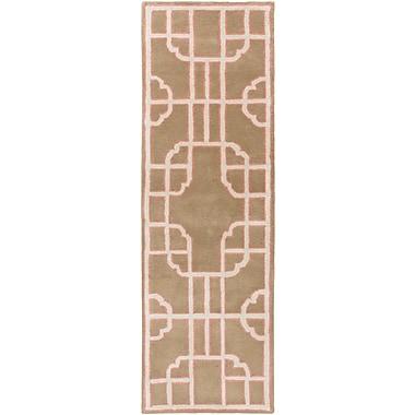 Surya Beth Lacefield Calaveras CAV4030-268 Hand Tufted Rug, 2'6
