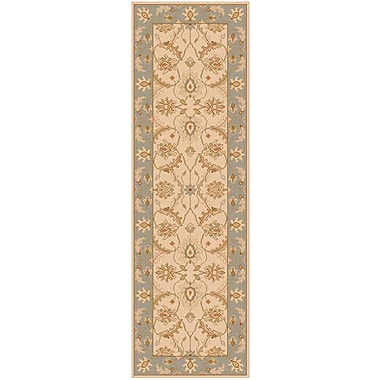 Surya Clifton CLF1014-268 Hand Tufted Rug, 2'6