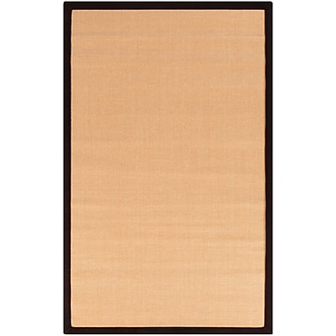 Surya Clinton CLN9001-46 Hand Woven Rug, 4' x 6' Rectangle