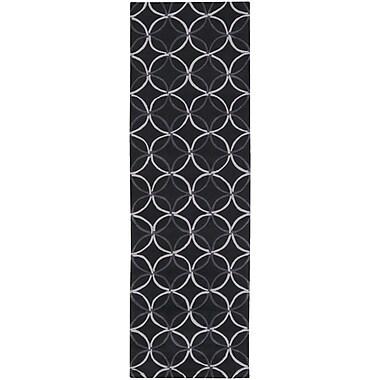 Surya Cosmopolitan COS8872-268 Hand Tufted Rug, 2'6