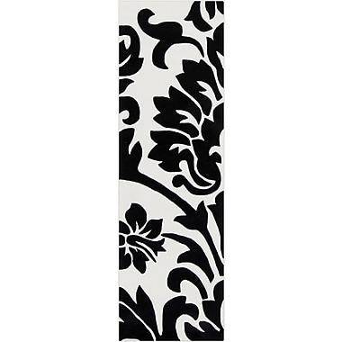 Surya Cosmopolitan COS9062-268 Hand Tufted Rug, 2'6