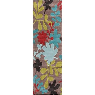 Surya Cosmopolitan COS9207-268 Hand Tufted Rug, 2'6