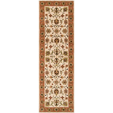 Surya Crowne CRN6004-268 Hand Tufted Rug, 2'6
