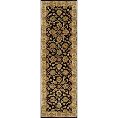 Surya Crowne CRN6009-268 Hand Tufted Rug, 2'6