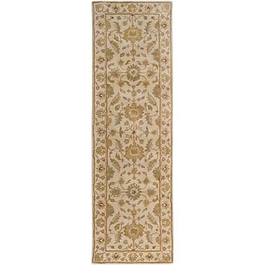 Surya Crowne CRN6011-268 Hand Tufted Rug, 2'6