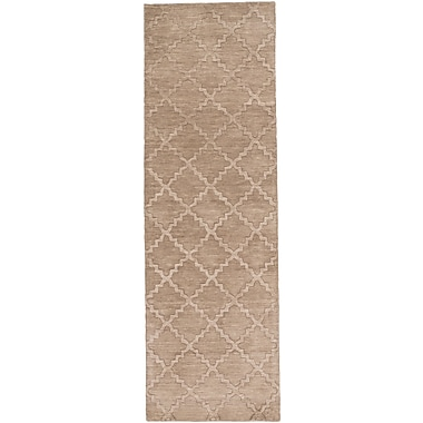 Surya Etching ETC4971-268 Hand Loomed Rug, 2'6