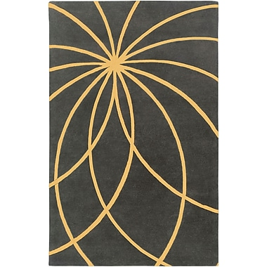 Surya Forum FM7181-312 Hand Tufted Rug, 3' x 12' Rectangle