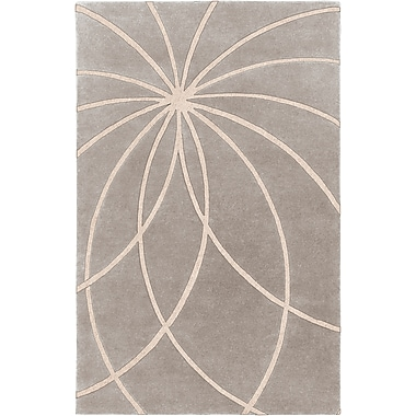 Surya Forum FM7184-46 Hand Tufted Rug, 4' x 6' Rectangle
